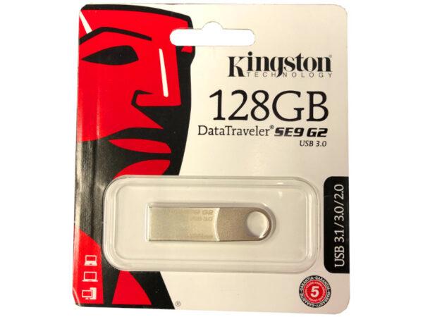 128GB Kingston Flash Drive