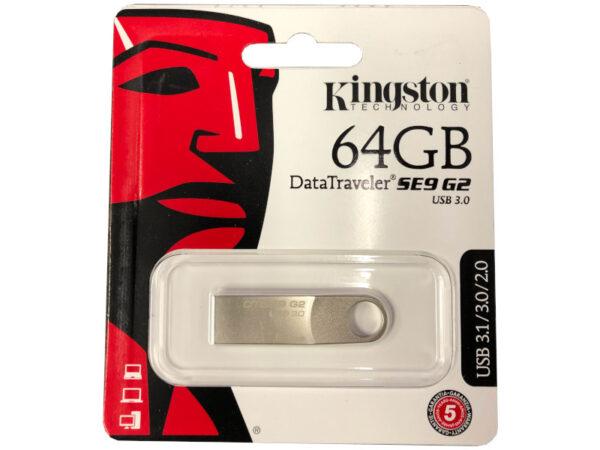 64Gb Kingston Flash Drive