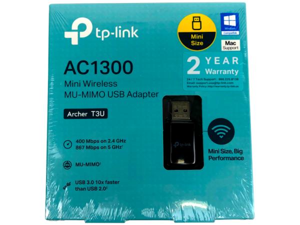 TP LInk Acher T3U AC1300